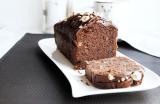 Cake Moelleux Chocolat & Noisettes