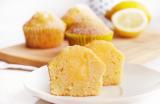 Moelleux au citron, coeur lemon curd