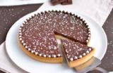 Tarte Noix de coco & chocolat