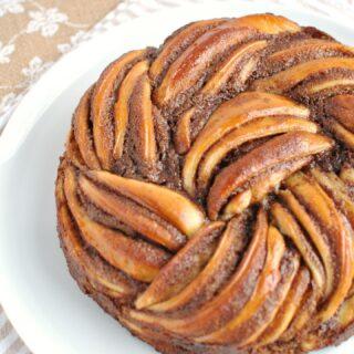 🍞 J'ai testé la babka à la cannelle de @maisagetnguyen (recette à retrouver sur son compte à la date du 18 Février), et c'était à se rouler par terre de bonheur 😍 Bien moelleux et goûteux, âmes sensibles à la cannelle s'abstenir...  #babka #cinnamonrolls  #cannelle #cinnamonbabka #babkacannelle #brioche #pastryaddict #instafood #food #pastry #patisserie #baking #dessert #recette #recipe #homebaking #foodphotography #homemade 